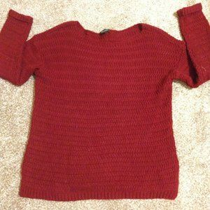 Lord And Taylor Wool Sweater Size Large